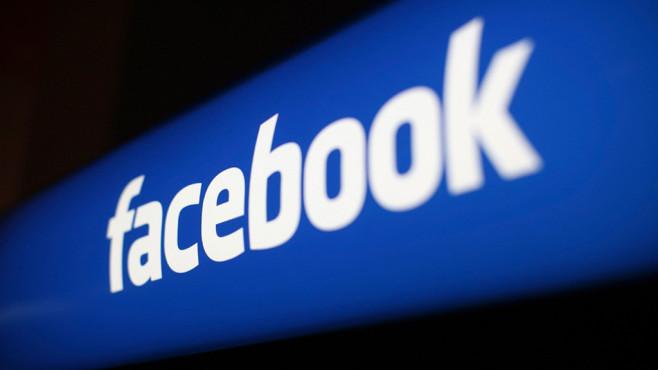 Facebook Logo©dpa Bildfunk