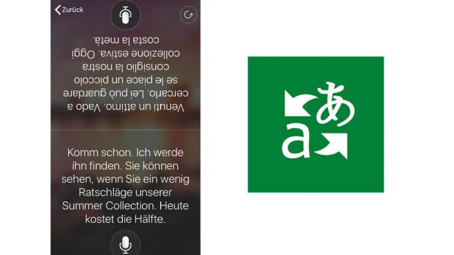 Microsoft Translator ©Microsoft, COMPUTER BILD