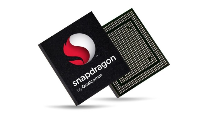 Snapdragon: Chip © Qualcomm