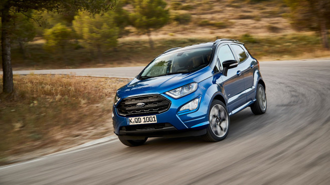 Ford EcoSport ©Ford