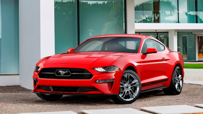 Ford Mustang ©Ford