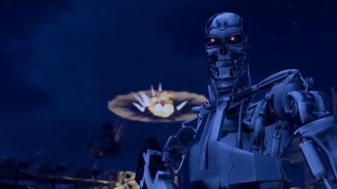 Terminator 2: GTA 5©Kramer Media