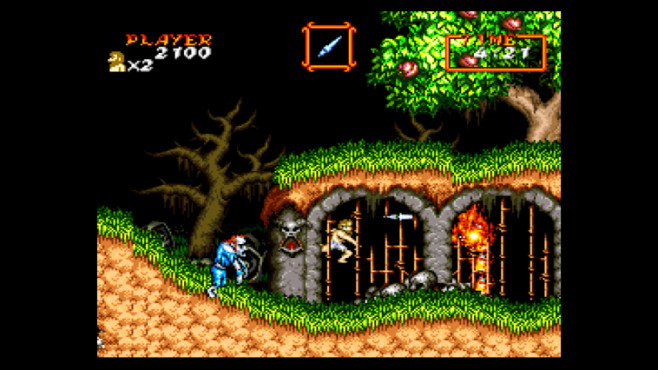 Super Ghouls'n'Ghosts © Nintendo