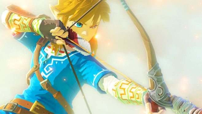 The Legend of Zelda: iOS/Android-Version kommt? © Nintendo