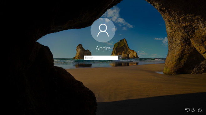 Windows sperren ©COMPUTER BILD