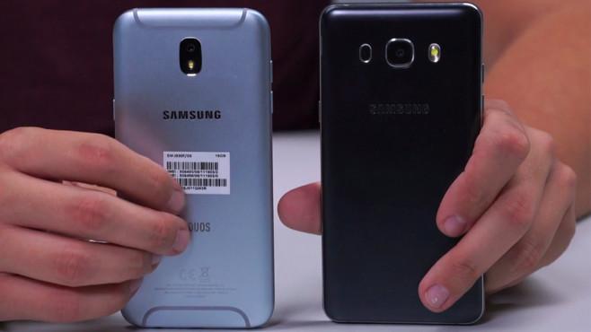 Samsung Galaxy J5 (2017)©COMPUTER BILD