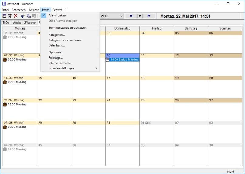 UK\'s Kalender 2.5.2 - Download - COMPUTER BILD