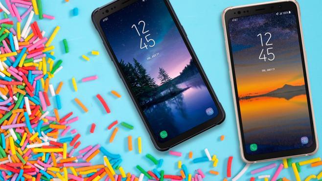 Samsung Galaxy S8 Active Infos Preis Computer Bild