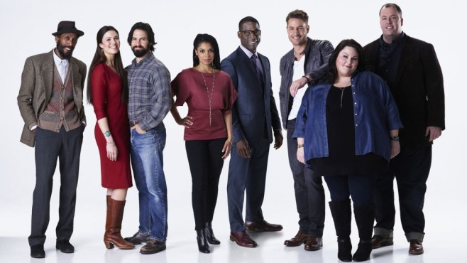 Cast von This is Us © NBC Universal Media