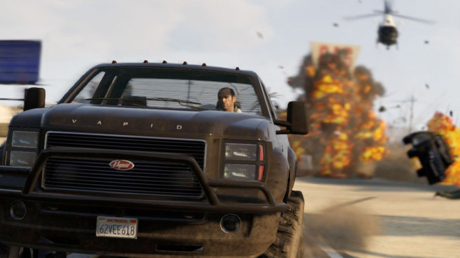 GTA 5: Auto©Rockstar Games