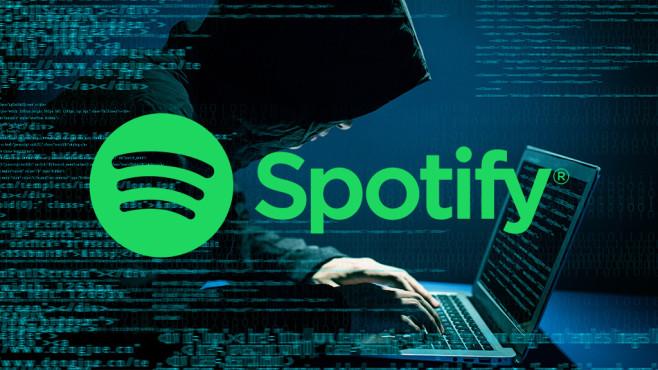 Spotify-Hack©Spotify, ©istock.com/xijian