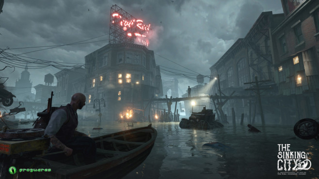 The Sinking City © Frogware Games
