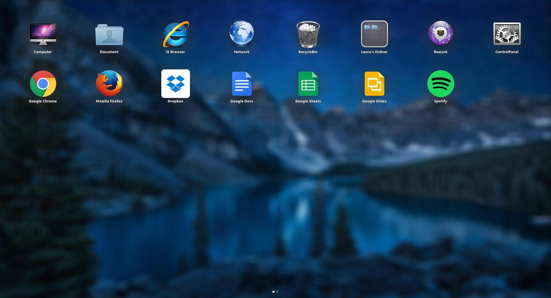 Screenshot 1 - XLaunchpad