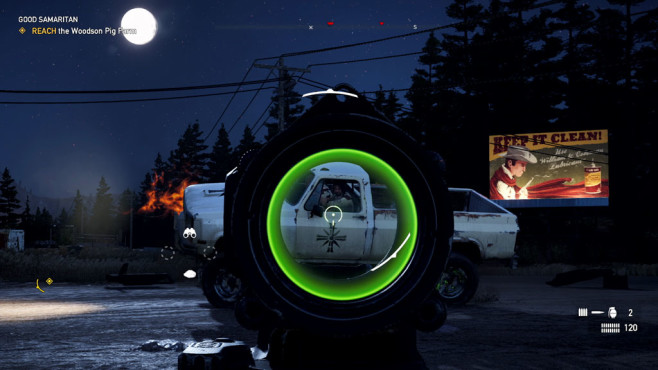 Drive-by-Shooting ©Ubisoft