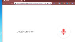 Googeln per Sprache: So geht es per Mikrofon©COMPUTER BILD
