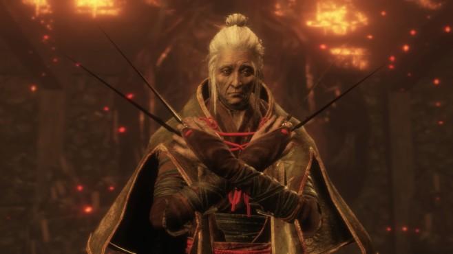"""Sekiro – Shadows Die Twice: Das nächste Spiel der Dark-Souls-Macher Eine Online-Modus wird """"Sekiro"""" nicht haben.©From Software"""