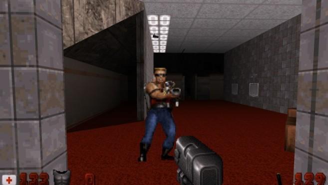 Duke Nukem 3D ©Gearbox Publishing