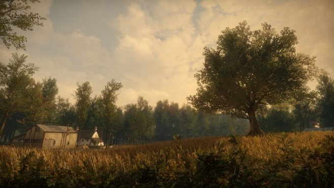 Everybody's Gone to the Rapture © Sony