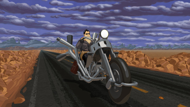 Full Throttle © Double Fine Productions