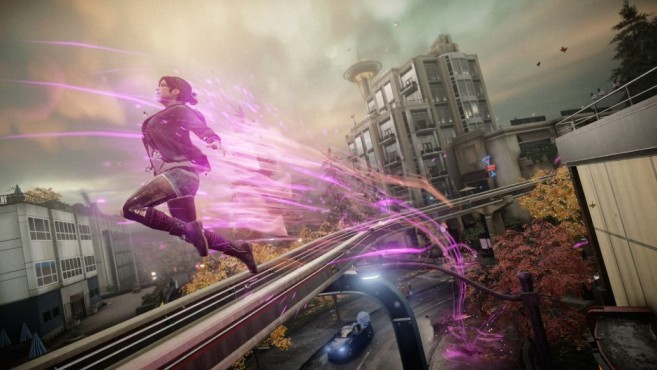 Infamous: First Light ©Sony Interactive Entertainment