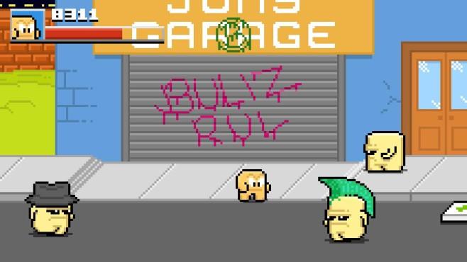 Squareboy vs. Bullies ©Ratalaika Games SL