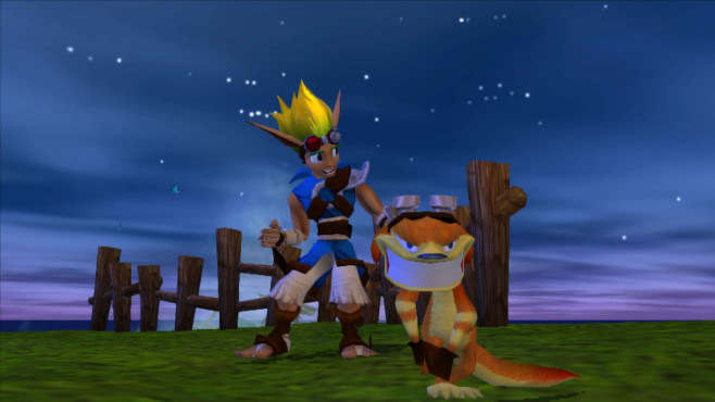 Jak and Daxter © Sony Interactive Entertainment