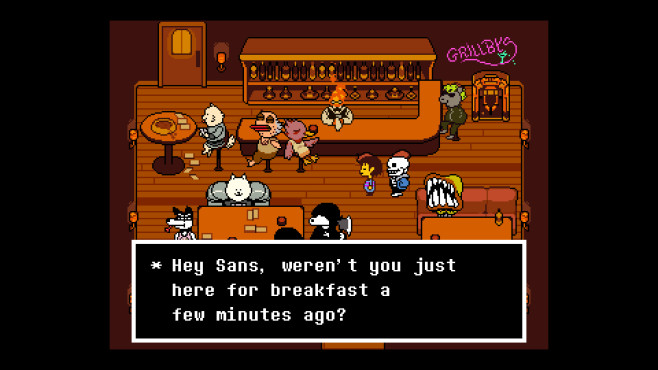 Undertale © Toby Fox
