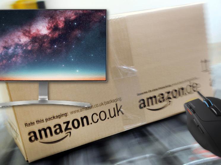 Amazon Angebote Mikrowellen Saugroboter Und Mehr Computer Bild