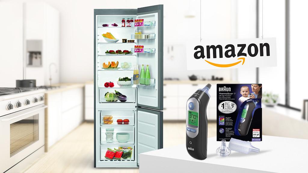 Amazon-Angebote: Bauknecht-Haushaltsgeräte und mehr