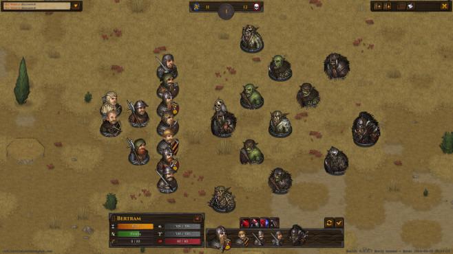 Screenshot Battle Brothers©Overhype Studios