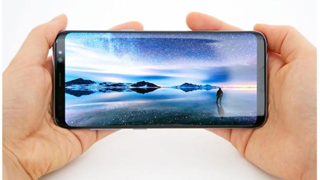 Galaxy S8: Handy©Samsung