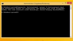 Windows: Fehlermeldung bei Testplattform©COMPUTER BILD