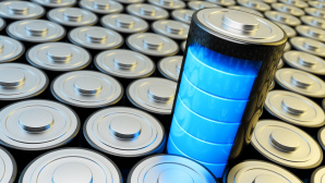 Batterie mit Ladestandsanzeige in Blau © energy-supply: Cybrain � Fotolia.com