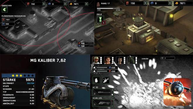 Zombie Gunship Survival ©Flaregames