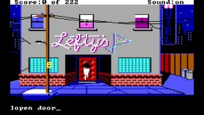 Leisure Suit Larry 1: Land of the Lounge Lizards