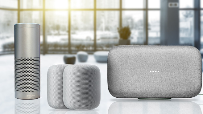 google home max vs apple homepod vs amazon echo plus. Black Bedroom Furniture Sets. Home Design Ideas