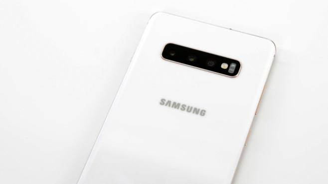 Samsung Galaxy S10 Plus ©COMPUTER BILD