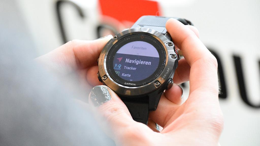 Sportuhren Garmin : Ifa garmin uhren im herbstlook u a pocketnavigation navigation