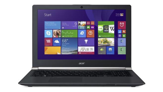 Notebook nicht mehr sorgfältig behandeln, da stoßresistent(e SSD) ©Acer