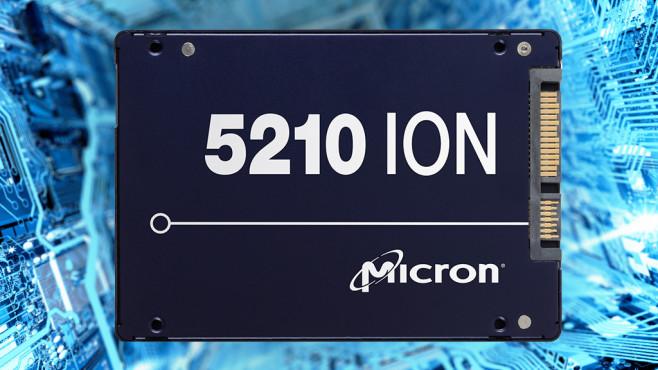 QLC-SSD nutzen ©Micron, ©istock.com/painter72
