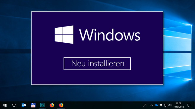 Windows zu oft neu installieren ©COMPUTER BILD