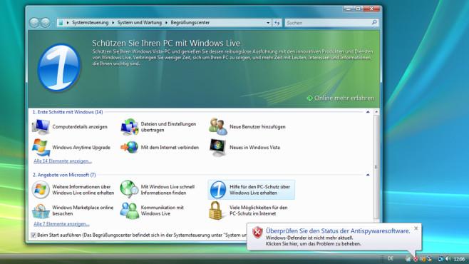 XP oder Vista nutzen ©COMPUTER BILD