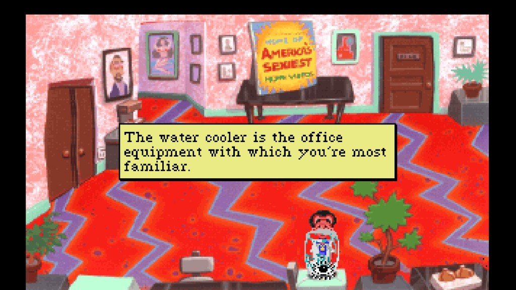 Screenshot 1 - Leisure Suit Larry 5: Passionate Patti Does a Little Undercover Work