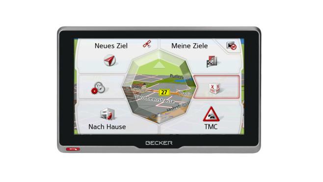 Becker active 6S CE ©Becker