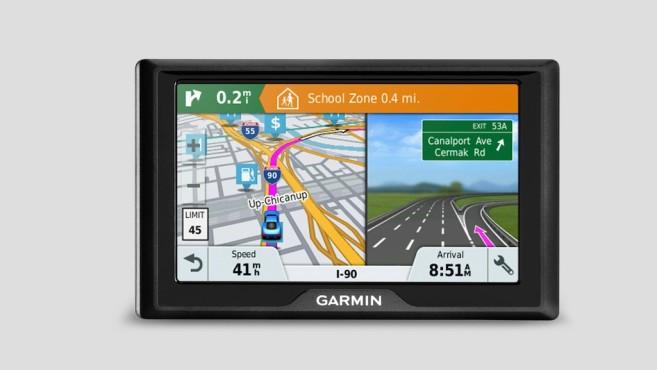 Garmin Drive Luxe 51 Eu. LMT-D©Garmin