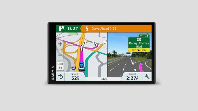 Garmin Drive Smart 61 Eu. LMT-D ©Garmin
