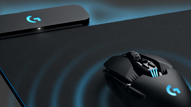 Logitech Powerplay © Logitech