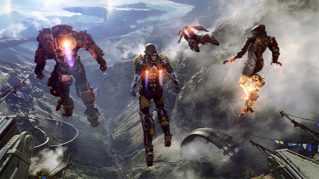 Anthem Test Demo DLC Systemanforderungen Release