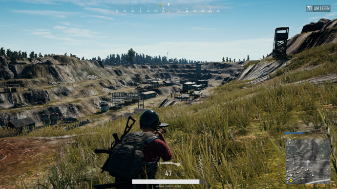 PlayerUnknown's Battlegrounds: Xbox One © Bluehole
