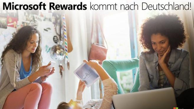 Microsoft Rewards©Microsoft